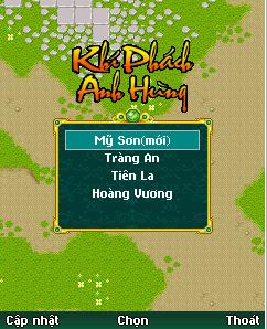 Hack Khi Phach Anh Hung